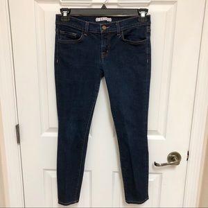 EUC | J BRAND Skinny Jeans Size 27 Short